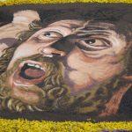 Infiorata Castelbuono 2010 134